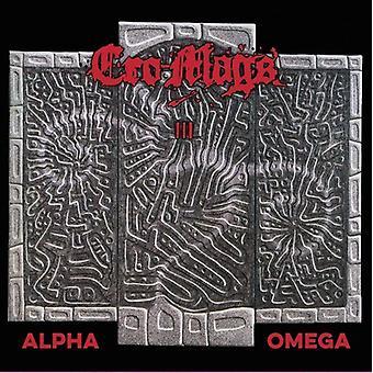 Cro-Mags - Alpha-Omega [CD] USA import