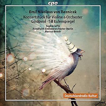 Reznicek / Jaffe / Ofer - symfoniska verk [CD] USA import
