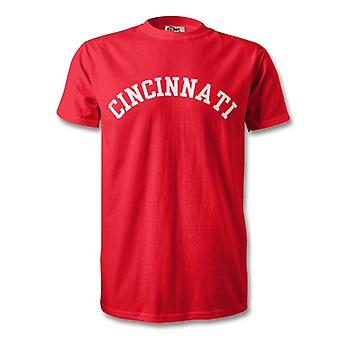 Cincinnati College Style Kids T-Shirt
