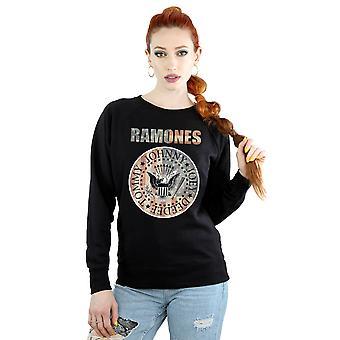Ramones Women's Flag Seal Sweatshirt