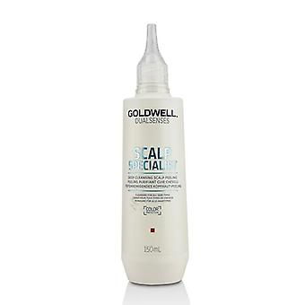 Goldwell Dual Senses Scalp Specialist Deep Cleansing Scalp Peeling (cleansing For All Hair Types) - 150ml/5oz