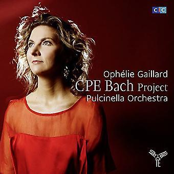 バッハ/ガイヤールのチェロ Cto シンフォニア 5 [CD] アメリカ インポート