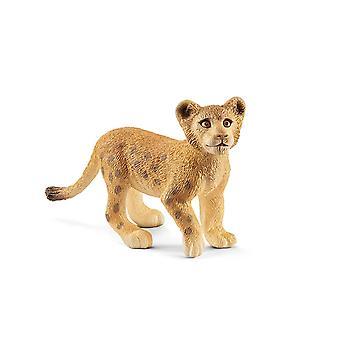 Schleich vilda djur lejonungen