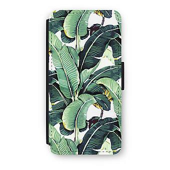 iPhone 6/6 s Plus Flip Case - banane feuilles