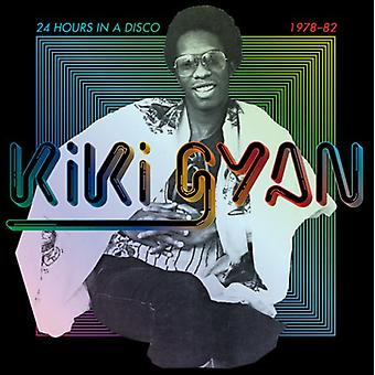 Kiki Gyan - 24 Hours in a Disco 1978-82 [CD] USA import