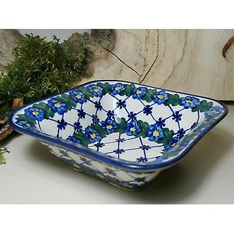 Dish, approx. 14 x 14 cm, height 4.50 cm, unique 53 - BSN 6568