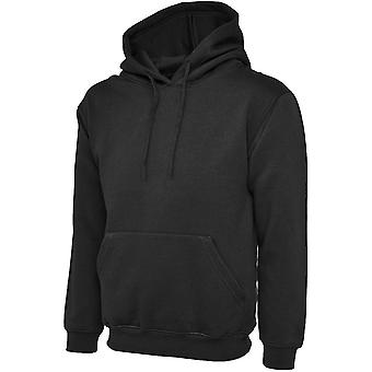 Uneek Mens/Ladies Uneek Olympic Polycotton Hoodie Hoody Sweatshirt