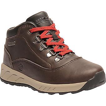 Regatta Boys & Girls Grimshaw Mid Waterproof Isotex Walking Boots