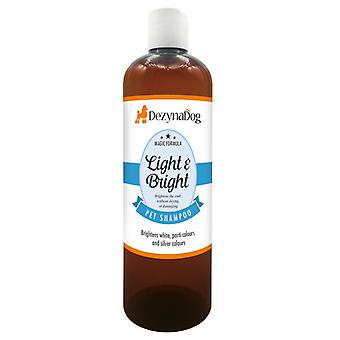 DezynaDog Magic Formula Light & Bright Shampoo 500ml - Natural Volume & Shine