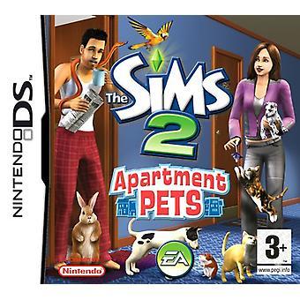 The Sims 2 Apartment Pets (Nintendo DS) - Nouveau
