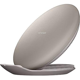 Samsung DP PG950BDE inductive Qi charger wireless, Galaxy S10 S9 S8 rated 9 - Brown