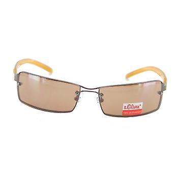 óculos de sol s.Oliver 4062 C6 luz marrom SO40626
