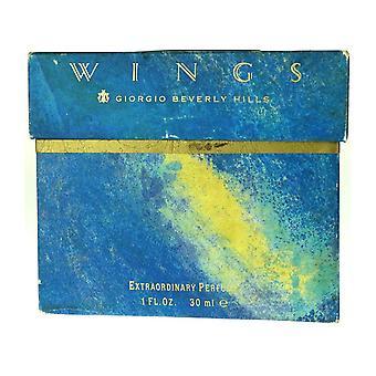 Giorgio Beverly Hills Flügel außergewöhnliches Parfum Splash 1,0 Oz/30 ml (Vintage)