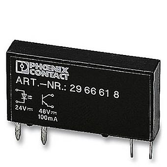 Miniature solid-state relay OPT-24DC / 24DC / 2 2966595 Phoenix Contact