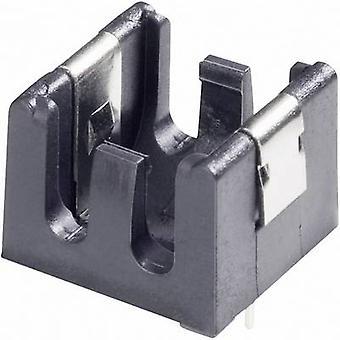 MPD BH1/3N-C batterij lade 1 x 1/3N soldeer lug (L x W x H) 16 x 13,5 x 12.5 mm