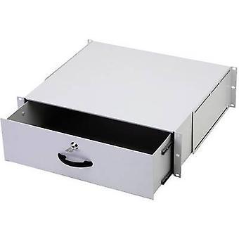Digitus DN-19 KEY-3U 19  Server rack cabinet slider 3 U Grey-white (RAL 7035)