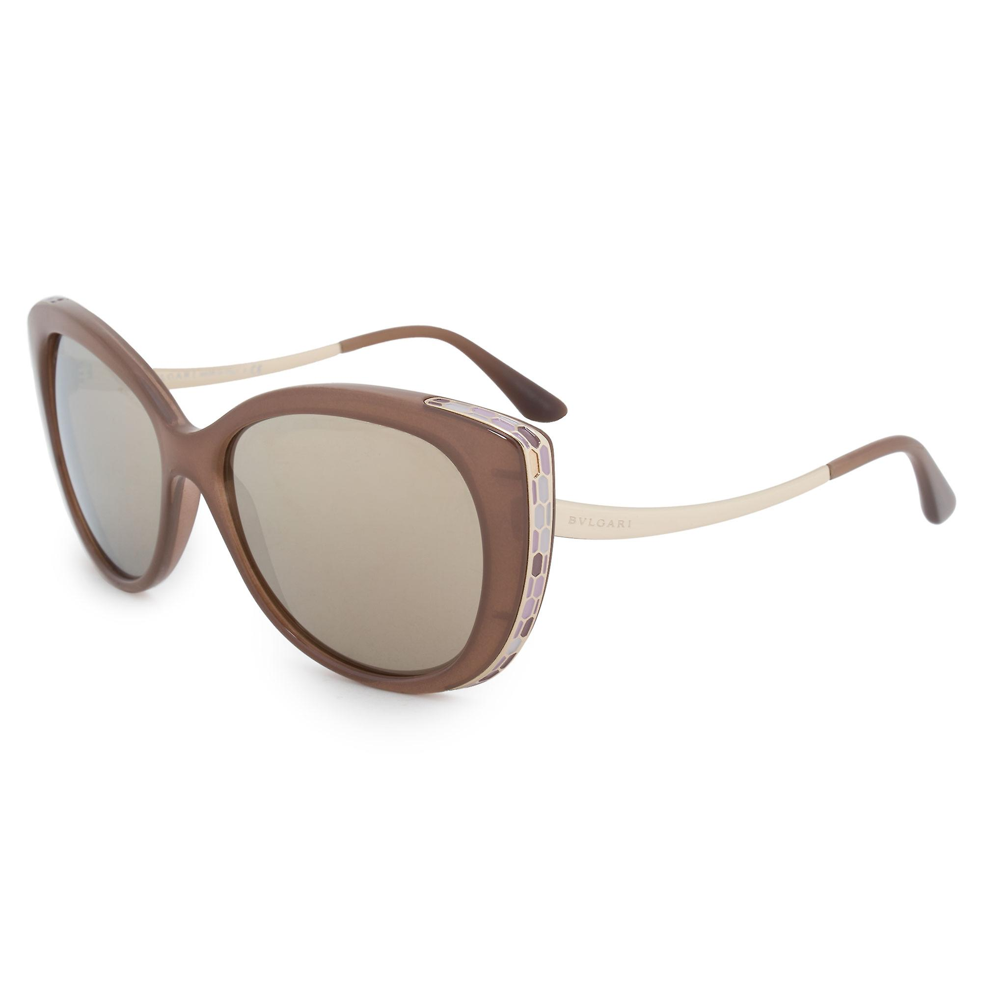Bvlgari Cat Eye Sunglasses BV8178 11115A 57