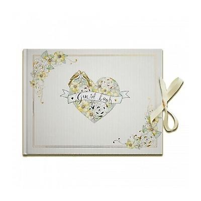 Rachel Ellen bryllupsdag gjestebok