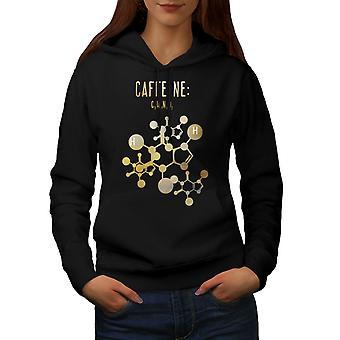 Kafein Kadın BlackHoodie Formülü   Wellcoda