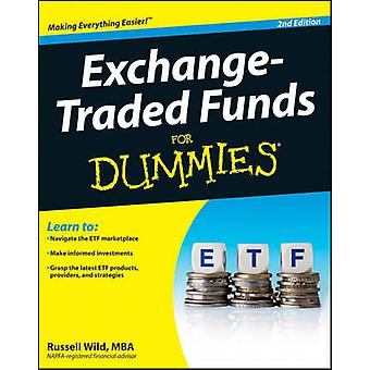 Exchange-Traded Funds For Dummies (2nd Revised edition) by Russell Wi