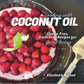 Madlavning med kokosolie - glutenfri - korn-omkostningsfrit opskrifter på god L