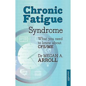 Síndrome de fatiga crónica - lo que usted necesita saber sobre SFC / ME por Megan