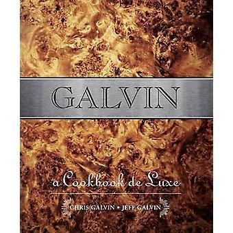 جالفين-كتاب طبخ ديلوكس طبخ بها كريس جالفين-جيف جالفين-97