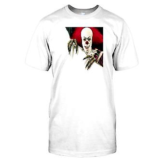 Stephen Kings ES - Scary Clown Pennywise Kinder T Shirt