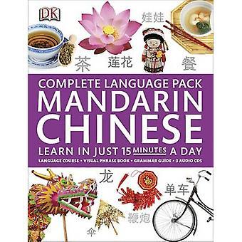 Komplet Mandarin kinesisk Pack af DK - 9781409342083 bog