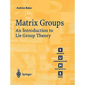 Matrix Groups - An Introduction to Lie Group Theory (1st Corrected ed.