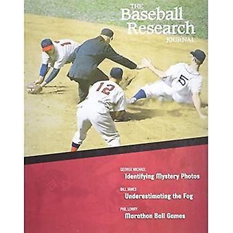 The Baseball Research Journal (Brj), Volume 33