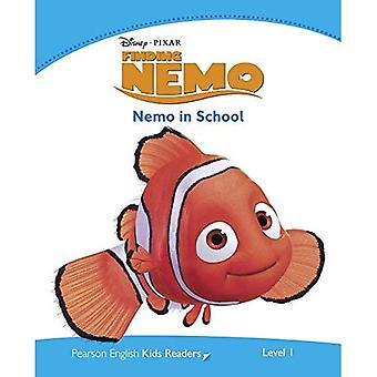 Finding Nemo: Niveau 1 (Pearson Engels Kids lezers)