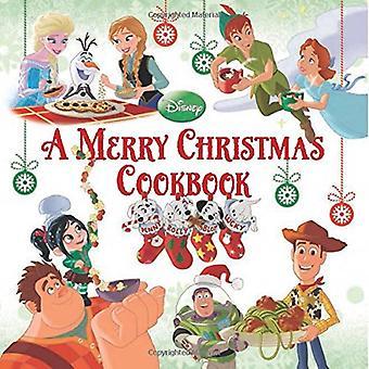 Een vrolijk kerstfeest-kookboek
