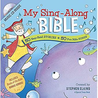 Minha Bíblia Sing-Along (Wonder Kids)
