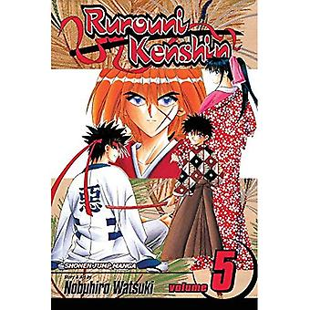 Rurouni Kenshin: Volumen 5 (Rurouni Kenshin): v. 5