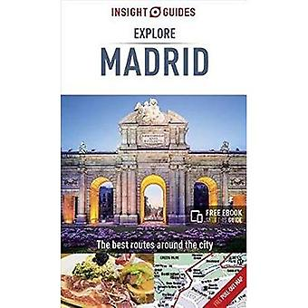 Insight Guides Explore Madrid (Insight Explore Guides)