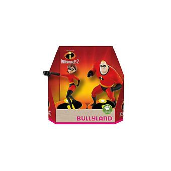 Bullyland 13288 the incredibles 2 gift set