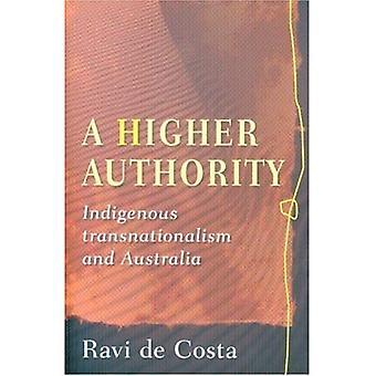 En högre myndighet: Inhemska Transnationalism och Australien