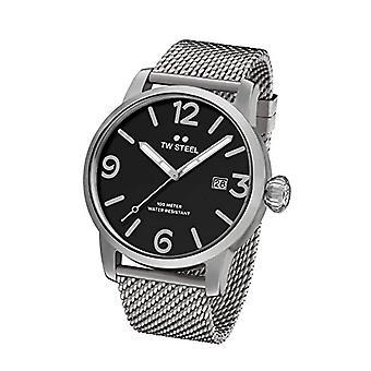 TW Steel Unisex analoge horloge met metaal verzinkt RVS MB11