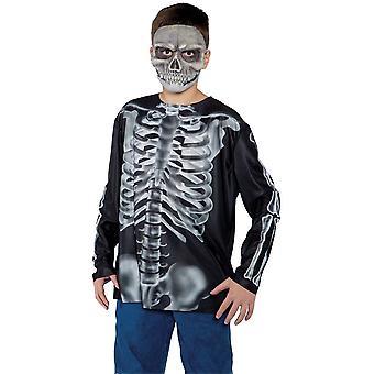 X-Ray barn kostume