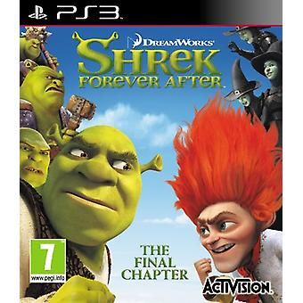 Shrek Forever After (PS3) - Uusi