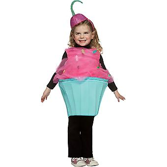Sweet Cupcake Toddlers Costume
