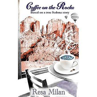 Kaffee auf den Felsen von Milan & Resa