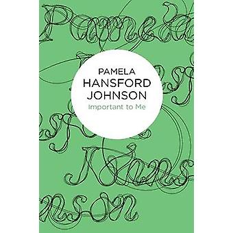 Important to Me by Johnson & Pamela Hansford
