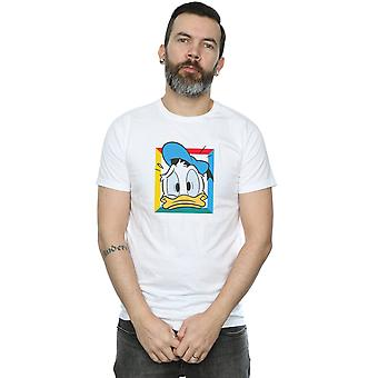 Disney mænds Donald Duck panik T-Shirt
