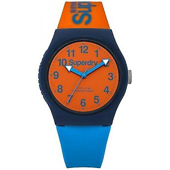 Superdry SYG164MO Watch - analog watch tricolor mixed