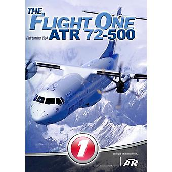 ATR 72-500-add-on til FS 2004FSX (PC CD)-ny