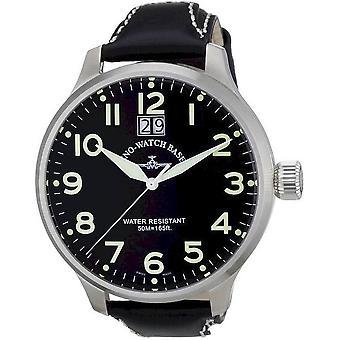 Zeno-Watch Herrenuhr Super Oversized 6221-7003Q-a1