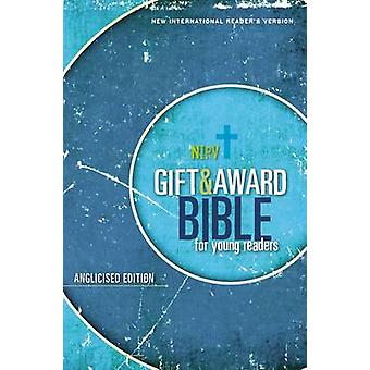 Gift And Award Bible For Young Readers - NIrV Anglicised Edition [Blue