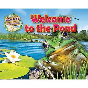 Welcome to the Pond - 9781910549735 Book